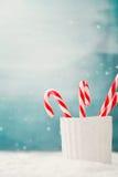 Bastoncini di zucchero Fotografia Stock Libera da Diritti
