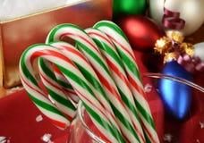 Bastoncini di zucchero Fotografia Stock