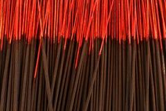 Bastoncino d'incenso nero Immagine Stock
