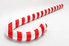 bastoncino di zucchero 3D Immagini Stock Libere da Diritti