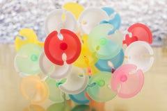 Bastone del pallone Fotografia Stock