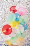 Bastone del pallone Fotografie Stock