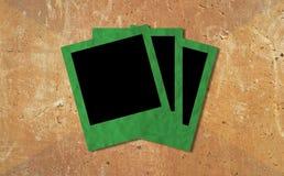 Bastone del Plasticine su struttura di legno Fotografie Stock