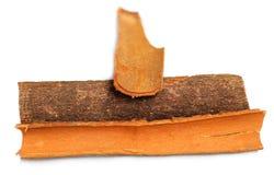 Bastone di cannella Fotografia Stock Libera da Diritti