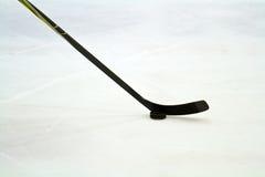 Bastone di hockey fotografia stock libera da diritti