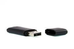 Bastone di memoria del USB Immagini Stock