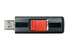 Bastone di memoria del USB Immagine Stock Libera da Diritti