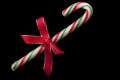 Bastone di Natale Fotografia Stock