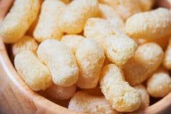 Bastoni del dolce del cereale Fotografia Stock Libera da Diritti