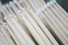 Bastoni del tamburo Fotografie Stock