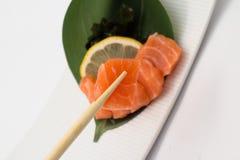 Bastoni del wasabi e del bambù di Gimger Fotografia Stock