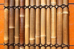 Bastoni di bambù Immagine Stock Libera da Diritti