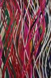 Bastoni di colore Immagine Stock