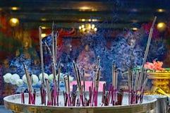 Bastoni di incenso Immagini Stock