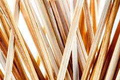 Bastoni di legno Immagine Stock Libera da Diritti