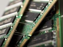 Bastoni di memoria di calcolatore Immagini Stock