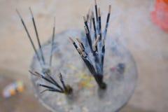 Bastoni indiani di incenso Fotografia Stock