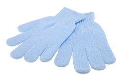 Basts in the form of gloves Royalty Free Stock Photography