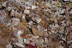 basura Foto de archivo libre de regalías