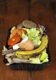 Basura de la cocina Foto de archivo libre de regalías