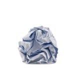 Basura de papel Fotografía de archivo