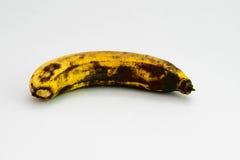 Basura del plátano Imágenes de archivo libres de regalías
