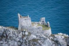 Basztowa ruina Obrazy Royalty Free