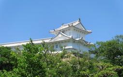 basztowe Himeji grodowe defensywne ściany Obraz Stock