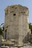 basztowi Athens wiatry Zdjęcie Royalty Free