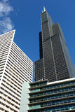 basztowi Chicago willis Zdjęcie Royalty Free