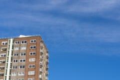 Basztowi Dworscy wysocy wzrostów mieszkania w Westcliff zdjęcie stock
