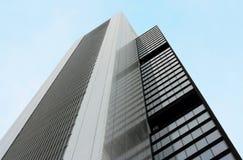 Basztowy biznesu budynek obrazy stock