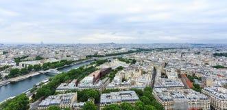 basztowy Eiffel widok Paris Fotografia Stock