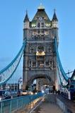 Basztowy most Obrazy Royalty Free