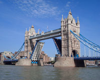 Basztowy most Fotografia Stock