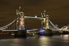 Basztowy most! Fotografia Royalty Free