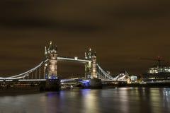 Basztowy most! Obrazy Stock