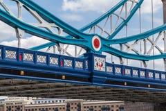 Basztowy most w Londyn Obraz Stock