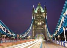 Basztowy most w Londyn, Wielki Brytania Obraz Royalty Free