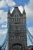 Basztowy mosta wierza Obraz Royalty Free