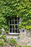 basztowy okno Zdjęcie Royalty Free