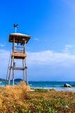 Basztowy plażowy piasek Zdjęcie Stock