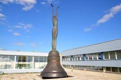 Basztowy pomnik Zdjęcia Royalty Free