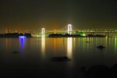 basztowy Tokyo widok Obrazy Royalty Free