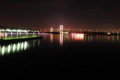 basztowy Tokyo widok Fotografia Royalty Free