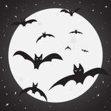 Bat Attack.eps Stock Image