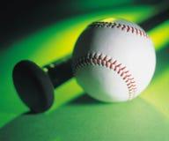 Bat and ball Royalty Free Stock Photo