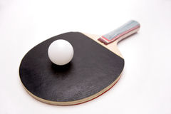 Bat and ball Stock Photography