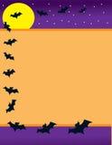 Bat Border Royalty Free Stock Images