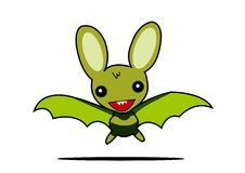 Bat boy royalty free illustration